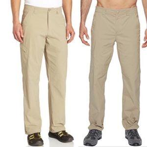 Royal Robbins Nylon Ripstop Hiking Pants 38x30